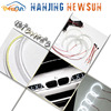 Newsun Auto Headlight 131mm 145mm SMD Headlight Led Angel Eyes With 12v For Bmw E46 2003 Coupe M3 CSL