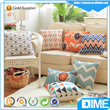 2017 Cheap Promotion Sublimation Cover Cotton Pillow Case For Home
