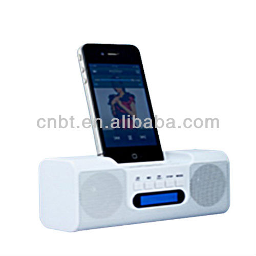2013 hotest sell portable ultra thin mini speaker of high quality