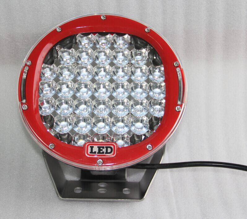 Factory direct auto accessories spot lights,led aurora round 9inch led driving light,