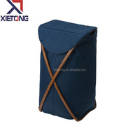 Environment Friendly 3 Tier Bamboo Laundry