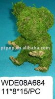 garden decorative moss animal