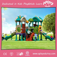 Lovely Outside Kids Park Playground for Sale
