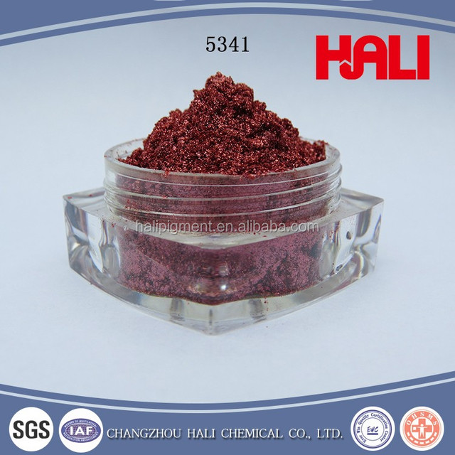 From HaLi 2017 Newest arrival products diamond pearlescent powder pigment