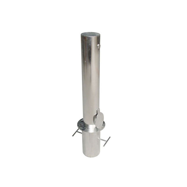 Outdoor Stainless steel road removable bollard