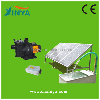 solar pumps for swimming pool