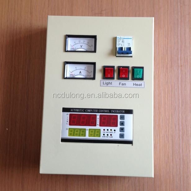 Big industrial egg incubator  XM-28 controller