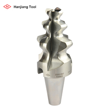 Shank type Christmas tree milling cutter tools