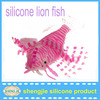 glowing effect Aquarium Tank Decoration fake lionfish