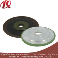 China resin bonded diamond grinding wheel concave