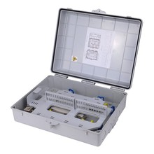 Telecom Distribution Box TB-ODB48. Tribrer Brand 48 Ports Wall-Mounted Fiber Optic Distribution Box Price