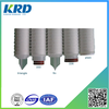 PP membrane filter/water filter PALL replace/pleated filter cartridge 5 micron