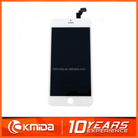 Best quality for iPhone 6 plus LCD Original Black/White Glass Touch Screen Digitizer& LCD Assembly