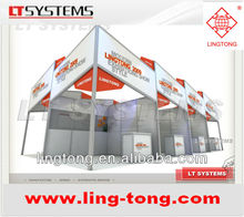 Customized Exhibition Shell Scheme