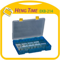 Jewelry Display Compartments Storage Packaging Case
