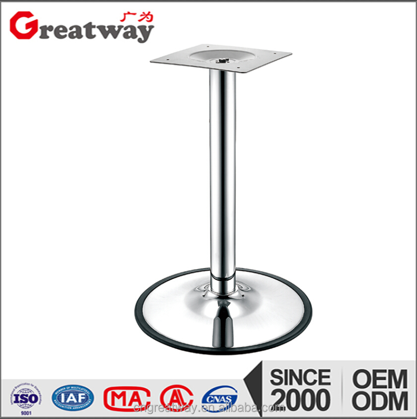 Home furniture Dining Round chassis Metal Table Base