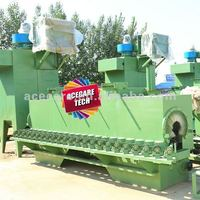 Industrial Pipe shot blasting machine,shot blasting equipment