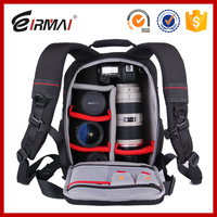 EIRMAI 2016 waterproof backpack nylon professional camera bag pass SGS reach report