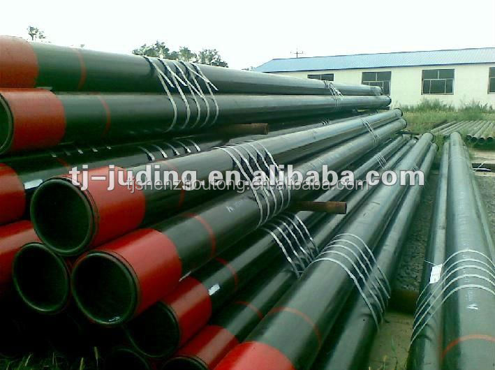 API 5CT Casing Pipe with Premium Connection VAM TOP/NEW VAM/Hydril CS