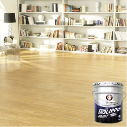 Wood furniture and floor durable transparent varnish