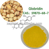 Free Samples Licorice extract Glabridin 90% HPLC CAS:59870-68-7