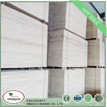 good quality paulownia timber jointed board for furniture