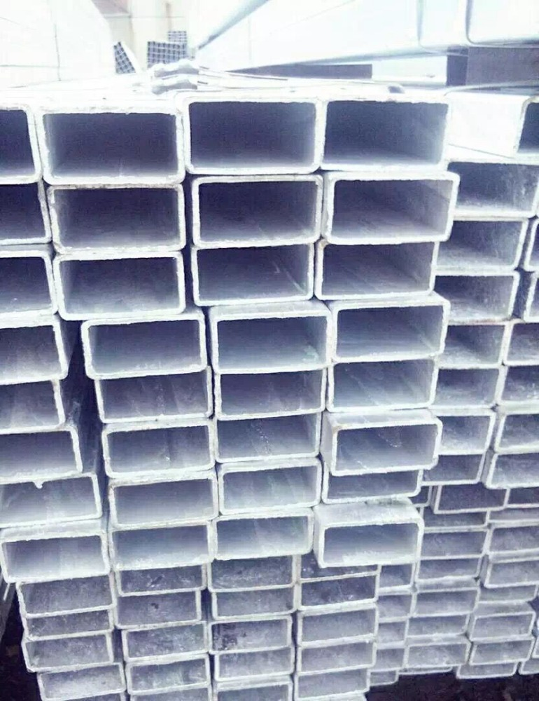 Hot Rolled,cold drawn or hot rolled Technique and GalvanizeTd Surface reatment black ms square steel tube / pipe