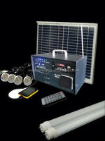 single axis solar tracking system small 300w solar power system