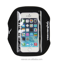 practical transparent cell phone pouch bag