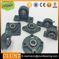 Pillow block ball bearing pedestal ucf205 bearings with high precision and low factory price