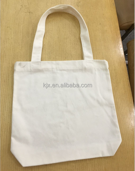Soft Natural Canvas Shopping Bags Manufacturer No MOQ