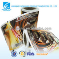 food plastic laminated multilayer pet/ny/pe packaging film