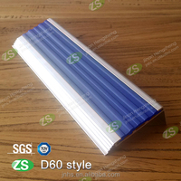 High Quality L Shape Aluminum Anti-slip Stair Nosing Trim