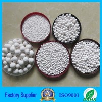 absorbent catalyst aluminum oxide pellets from China
