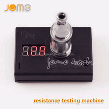 china wholesale electronic cigarette mega ohm meter for e cig