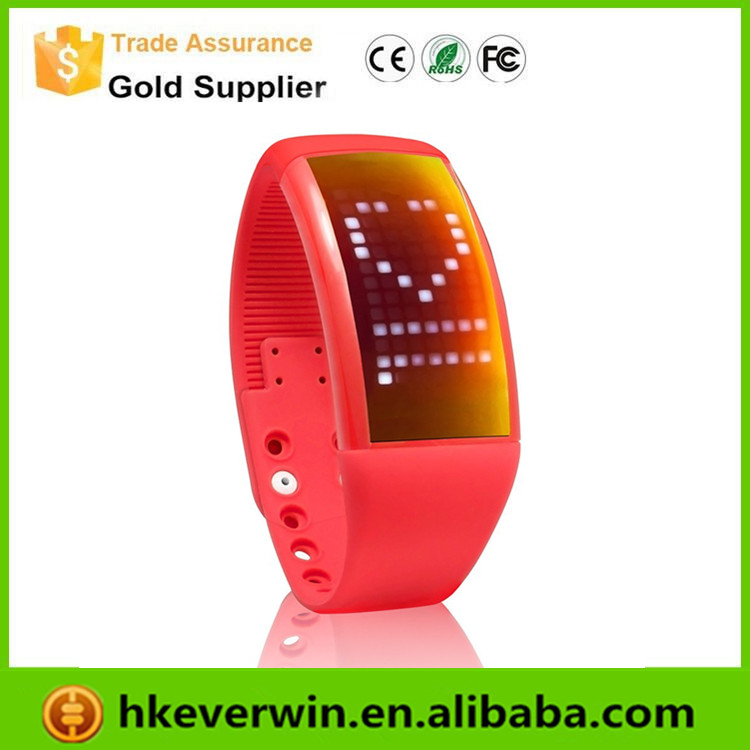 Promotional adjustable sport bracelet silicone wristband <strong>usb</strong> for Christmas promotion gifts