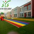 Colorful track artificial grass(BTFND-25D)