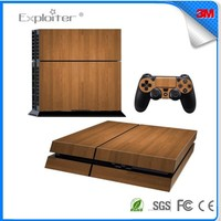 Top quality professional decal sticker controller skin for play station 4