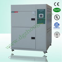 Electric Thermal Shock Testing Equipment (Three chambers)