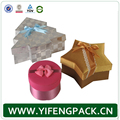 Wholesale custom printed Decorative China recycled handmade empty Christmas gift boxes