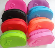 2014 Hot Sell Fashionable Silicone Bag Ladies' Silicone Rubber Bag