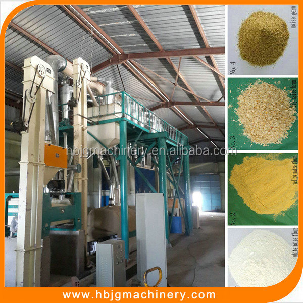 low price small/middle/large scale wheat flour mill plant/flour mill plant machinery