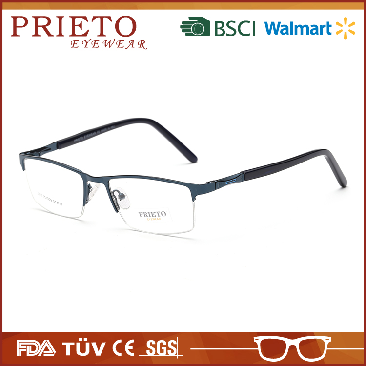 Popular innovative eyewear metal optical frames with CE certificate