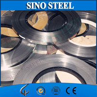 Hot dipped 2.0mm thickness Z80g galvanized slitted steel coil