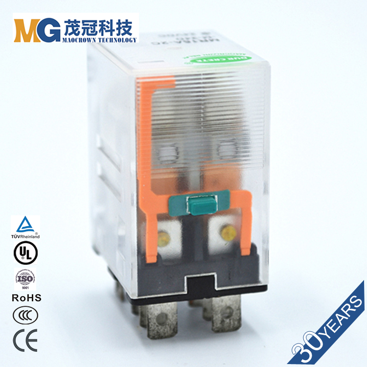 36V Dc Phase Failure Relay Hot sale CE UL CCC RoHS ISO 12V Micro Relay