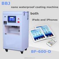 Touch pad nano coating waterproof mchine for smart phone,iPhone