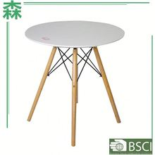 Yasen Houseware Round Wooden Coffee Table With Caster Round Coffee Table With Seating Underneath