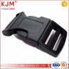 factory plastic curved side release buckle for pet collar