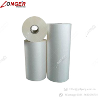 Factory Supply Professional Metallized Bopp Wrapping Pe Films For Packaging Diaper Pof Shrink Film For Automatic Packing Machine