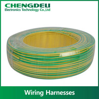 Stranded PFA insulation copper conductor electrical wire and cable